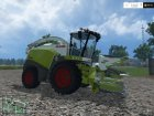 CLAAS Jaguar 870 v2.0 for Farming Simulator 2015 left view