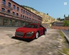 Audi R8 для Mafia: The City of Lost Heaven вид слева