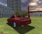 Toyota Supra 1997 for Mafia: The City of Lost Heaven rear-left view