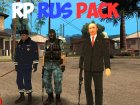 Russian Pack for SAMP RP server 1.0