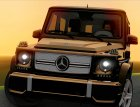 Mercedes-Benz G65 2013 Stock Body для GTA San Andreas вид сбоку