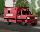 Ambulance-Metro Fire Ambulance 69