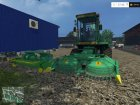 Дон-680 для Farming Simulator 2015 вид сбоку