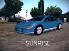 Реальные прототипы машин (четырёхдверные  седаны) для GTA San Andreas