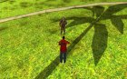 Хищник для GTA San Andreas вид изнутри