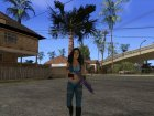 Melina WWE for GTA San Andreas