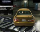 BMW M3 E46 for GTA 5 left view