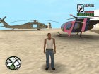 Пак воздушного вертолетного транспорта for GTA San Andreas