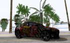 Mitsubishi Lancer Evolution RYO Vatanabe for GTA San Andreas inside view