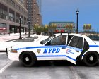 """NYPD-ESU K9"" 2010 Ford Crown Victoria Police Interceptor для GTA 4 вид сбоку"