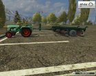 БГР 4.2 Солоха для Farming Simulator 2013 вид изнутри