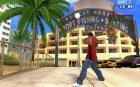 Топор из Devil May Cry 4 для GTA San Andreas вид сзади слева