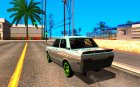 Datsun 510 Drift for GTA San Andreas rear-left view