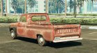1965 Chevy C-20 (Old) for GTA 5 left view