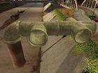 Новые канализационные трубы для GTA San Andreas вид сзади слева