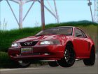 Ford Mustang Cobra 1999 Clean Mod для GTA San Andreas вид изнутри