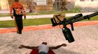 New Weapons Pack для GTA San Andreas