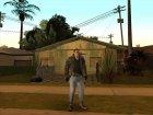 Арнольд Шварценеггер для GTA San Andreas вид сверху