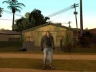 Арнольд Шварценеггер for GTA San Andreas top view