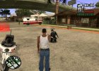 Больше анимаций смертей v3.0 Финал для GTA San Andreas вид изнутри
