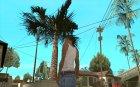 Коктейль Молотова из Mafia 2 для GTA San Andreas вид сзади слева