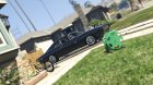 1970 Dodge Charger for GTA 5 left view