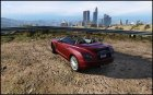 Chrysler Crossfire Roadster 1.0 для GTA 5 вид слева