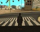 Американский армеец для GTA San Andreas вид сверху