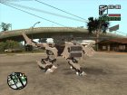 Konig wolf (Zoids) for GTA San Andreas left view