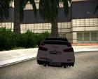 Mitsubishi Lancer Evolution X for GTA San Andreas inside view
