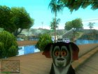 Madagaskar skin pack for GTA San Andreas top view
