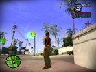 Джинсы для CJ v2 for GTA San Andreas top view