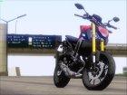 Yamaha MT 09 for GTA San Andreas right view