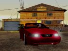1999 Ford Mustang Cabrio for GTA San Andreas rear-left view
