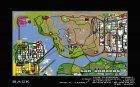Трасса для дрифта Большое ухо v1 для GTA San Andreas вид изнутри