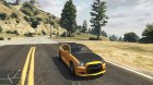 Dodge Charger SRT8 2012 v0.9 for GTA 5 back view