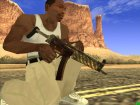 MP5 Postapokalipsis для GTA San Andreas вид изнутри