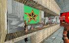 Русский бар в Гантоне в стиле СССР для GTA San Andreas вид слева
