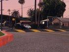 Лежачие полицейские для GTA San Andreas вид сзади слева