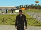 Пак сотрудников Полиции и ДПС for GTA San Andreas inside view