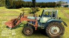 МТЗ 82 с куном для Spintires DEMO 2013 вид слева