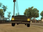 Perennial под Improved Vehicle Features для GTA San Andreas вид сзади слева