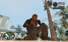 Пак постапакалипсис for GTA San Andreas