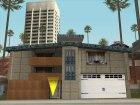 New santa maria house для GTA San Andreas вид слева