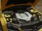 Mercedes-Benz C63 AMG 2013 для GTA San Andreas