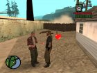 Kilers для GTA San Andreas вид изнутри