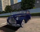 Chevrolet Special DeLuxe Town Sedan 1940 for Mafia: The City of Lost Heaven left view