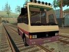 Пак машин БАЗ для GTA San Andreas