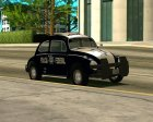 Volkswagen Beetle 1963 Policia Federal