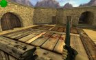 HD Dust Look Remake для Counter-Strike 1.6 вид сверху